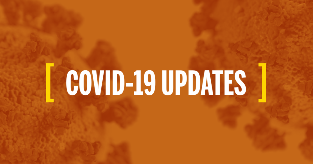 COVID UPDATE: BUILDINGS REMAIN CLOSED; MEALS AVAILABLE TUES.