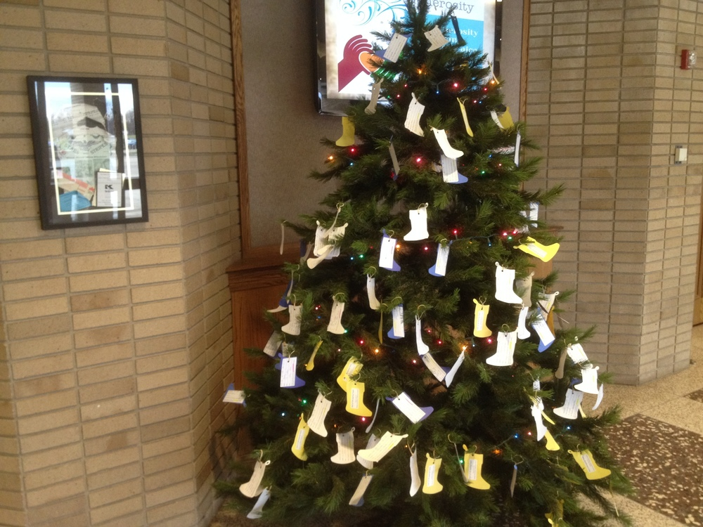 Giving Tree program will look different this year