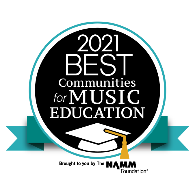 Pioneer again a 'Best Community for Music Education'