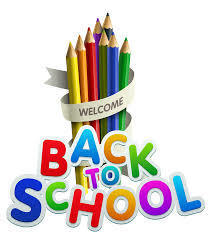 HAPPY SCHOOL YEAR! WELCOME TO 2020-2019