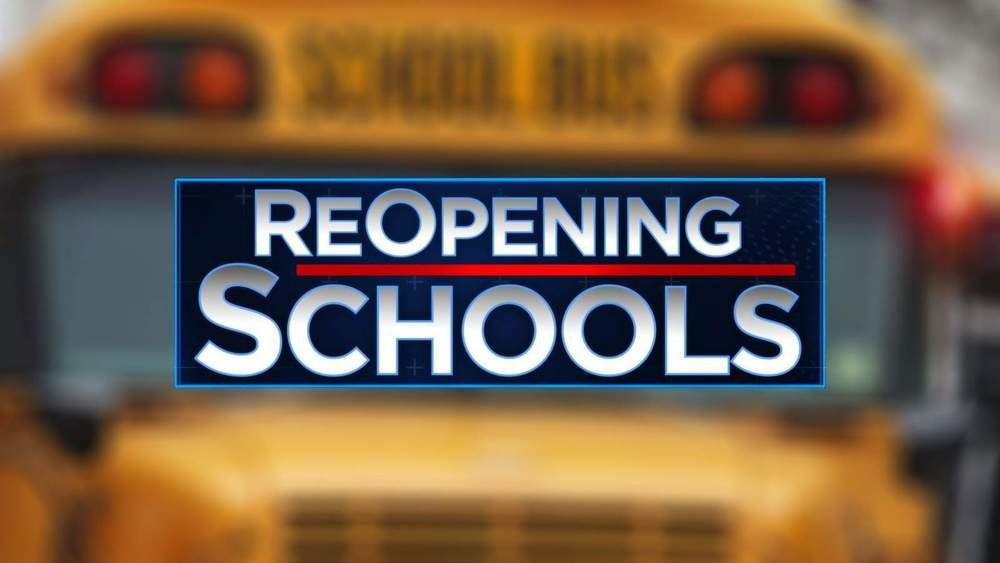 Schools to reopen on Monday, Dec. 14