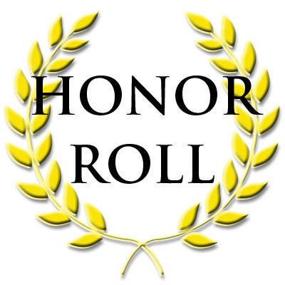 HONOR, MERIT ROLL STUDENTS FOR 1st QUARTER