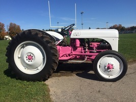 FFA TO HOLD ADULT SKILLS TEST, TRACTOR RAFFLE