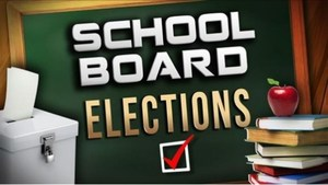 Five vie for two Board of Education seats