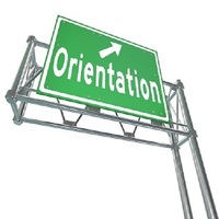 PARENT-STUDENT ORIENTATION IS WED. 9/4