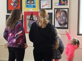 RESULTS FROM K-12 ART SHOW