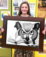 ART NEWS: CAMERON MARRS WON JUDGE'S AWARD AT BONAS