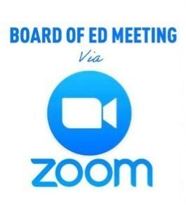 zoom board of ed